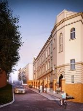Tatarska 4 Przemysl, osiedle na Starym Mieście