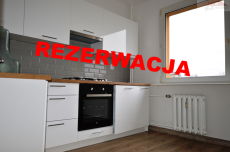 Apartment for rent with the area of 33 m2
