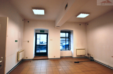 Commercial facility for rent with the area of 56 m2