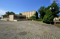 Commercial facility for sale with the area of 1500 m2