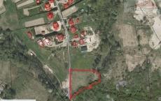Działka na sprzedaż o pow. 3676 m2