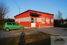 Commercial facility for sale with the area of 72 m2