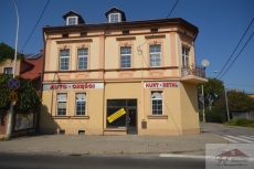 Commercial facility for rent with the area of 71 m2