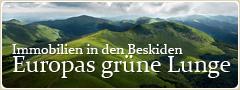 Immobilien in den Beskiden - Europas grüne Lunge